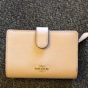 Coach Wallet New Beechwood/light gold